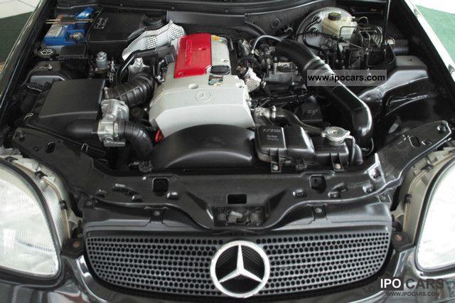 1998 Mercedes-Benz SLK 230 Kompressor - Car Photo and Specs