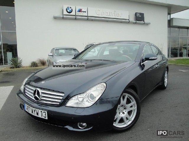 2005 mercedes benz cls 350 car photo and specs for Mercedes benz cls 2005