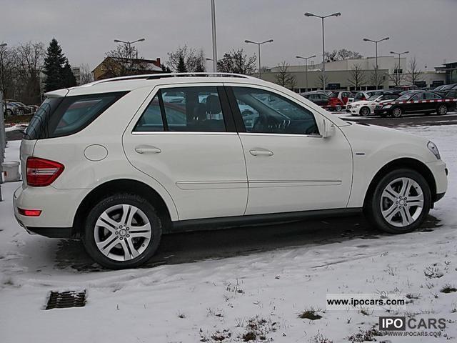 2010 mercedes benz ml 300 cdi 4m xenon comand alcantara for Mercedes benz ml 300