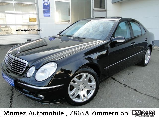 2005 mercedes benz e320 4matic avant leather memory for 2005 e320 mercedes benz