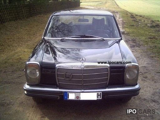 Mercedes-Benz  240/8 3.0 1975 Vintage, Classic and Old Cars photo