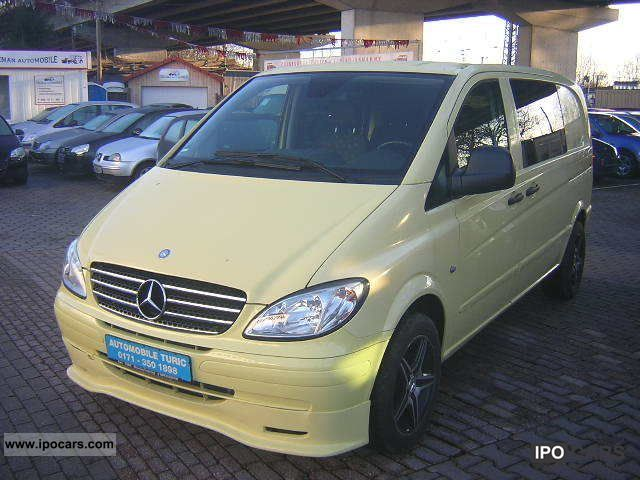 2006 mercedes benz vito 115 cdi compact mixto spor dpf aut car photo and specs. Black Bedroom Furniture Sets. Home Design Ideas