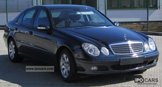 2006 mercedes benz e220 cdi car photo and specs. Black Bedroom Furniture Sets. Home Design Ideas