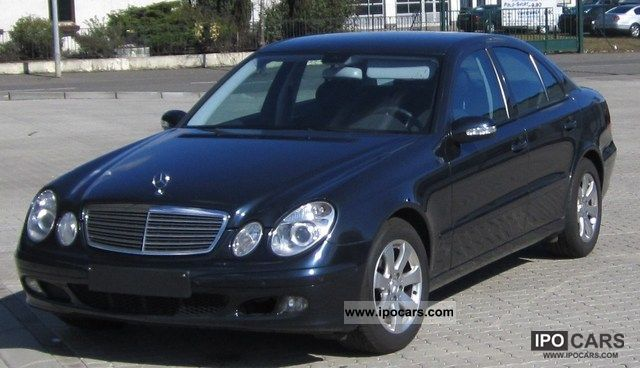 2006 mercedes benz e220 cdi car photo and specs. Black Bedroom Furniture Sets. Home Design Ideas