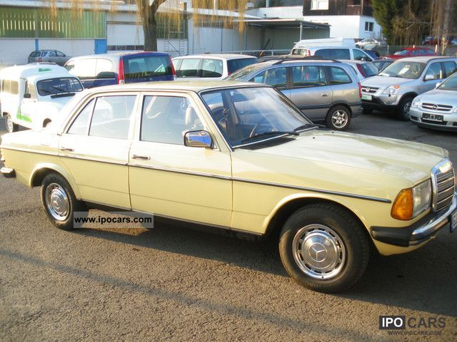 Mercedes-Benz  * Top * Automatic 230 classic cars 1976 Vintage, Classic and Old Cars photo