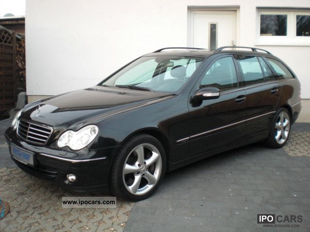 2005 mercedes benz c 320 cdi 7g tr avant garde car photo and specs. Black Bedroom Furniture Sets. Home Design Ideas