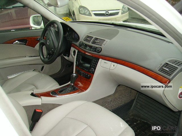 2008 mercedes benz ngt e 200 kompressor automatic car. Black Bedroom Furniture Sets. Home Design Ideas