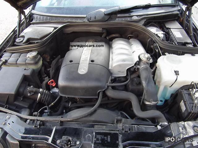 1999 Mercedes-Benz C 220 CDI Esprit - Car Photo and Specs