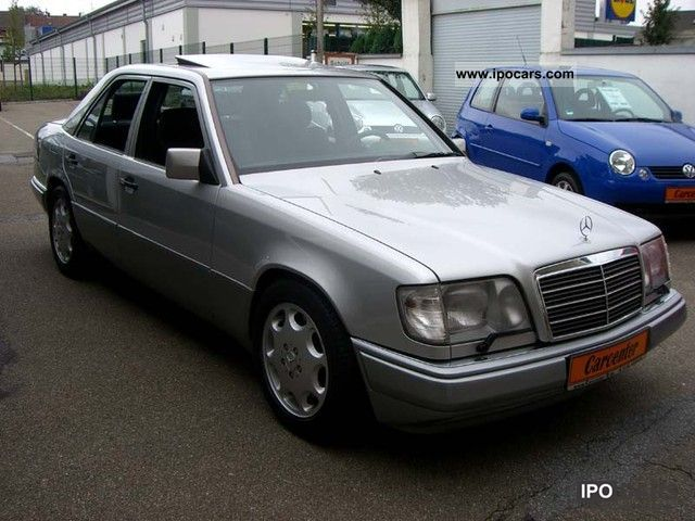1995 Mercedes Benz E420 W124 Air Auto Ssd Car