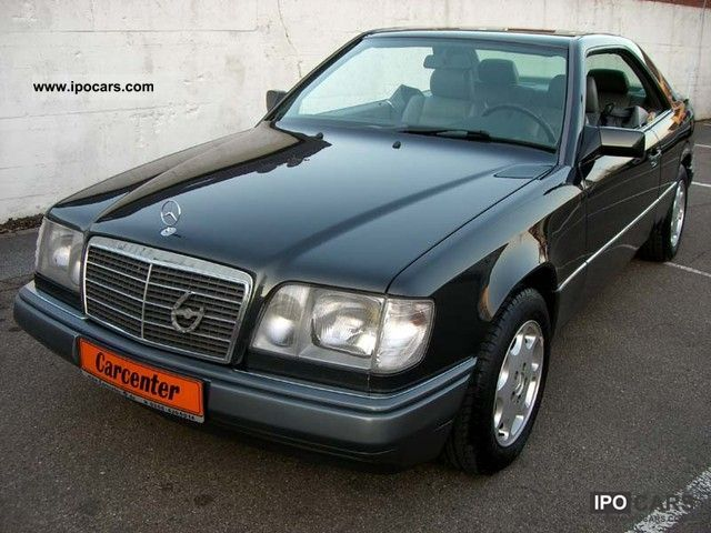 1993 Mercedes-Benz  E 320 Coupe W124 / Auto / Leather / Air Sports car/Coupe Used vehicle photo