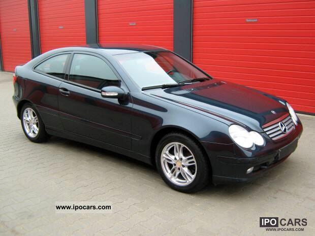2003 mercedes benz cl 200 kompressor sports coupe car photo and specs. Black Bedroom Furniture Sets. Home Design Ideas