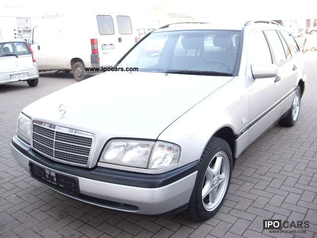 1998 Mercedes-Benz  C 250 TD T Classic Estate Car Used vehicle photo