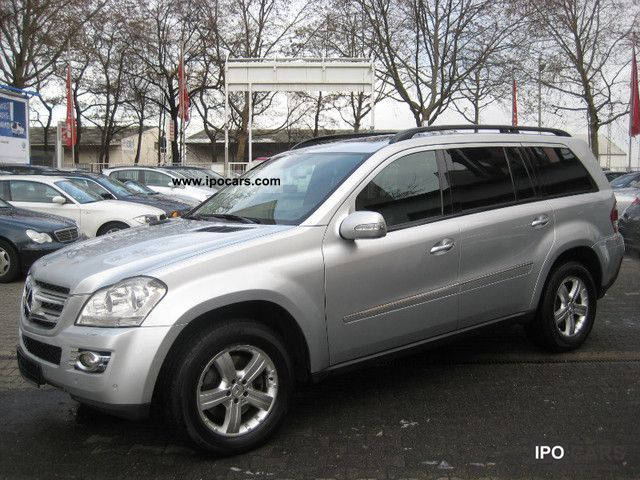 2007 mercedes benz gl 320 cdi 4matic dpf navi com for 2007 mercedes benz gl320 cdi 4matic