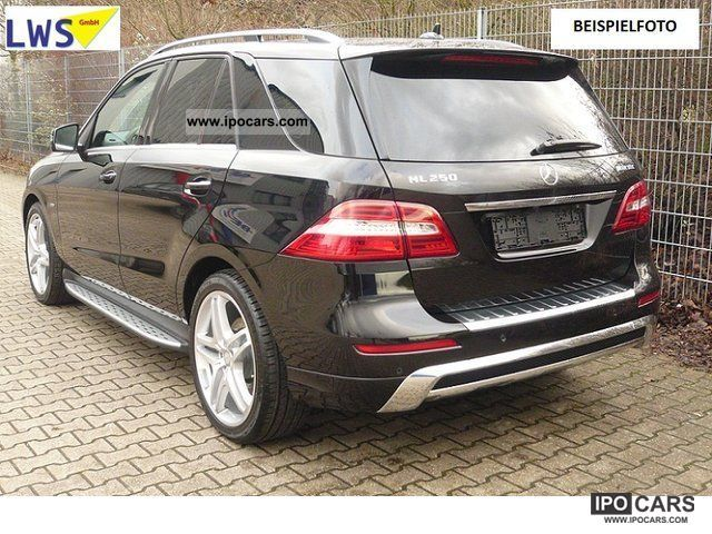 mercedes ml 250 cdi pack amg 250 bluetec 4matic. Black Bedroom Furniture Sets. Home Design Ideas