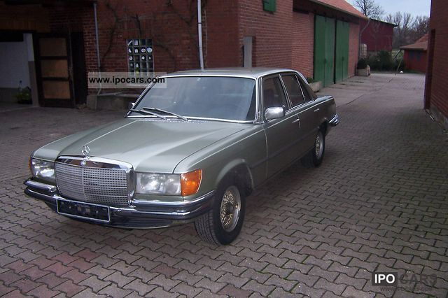 Mercedes-Benz  450 SE 1974 Vintage, Classic and Old Cars photo