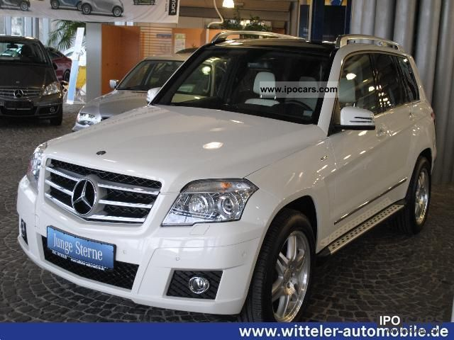 2009 mercedes benz glk 320 cdi 4m apc dpf edition 1 navi xenon car photo and specs. Black Bedroom Furniture Sets. Home Design Ideas