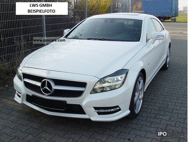 2011 mercedes benz cls 250 cdi blueeff amg sport for Mercedes benz cl 250 coupe