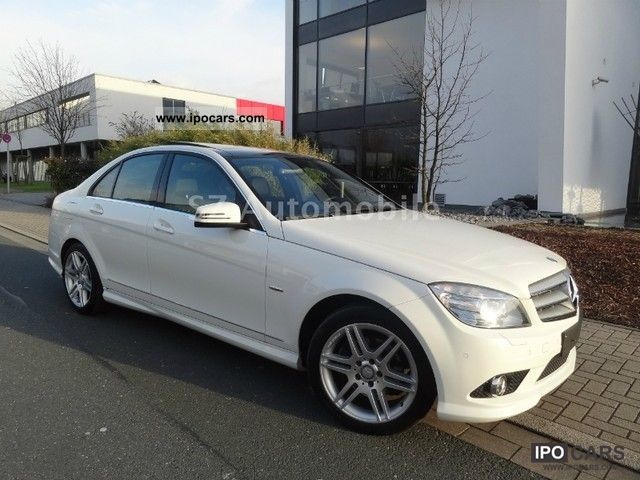 2009 mercedes benz c 220 cdi dpf automatic amg styling panor full car photo and specs. Black Bedroom Furniture Sets. Home Design Ideas
