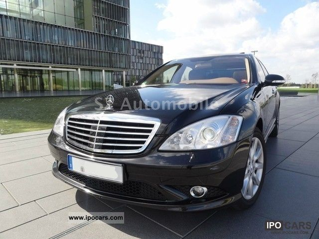 2005 mercedes benz s 350 l keyless go distronic full. Black Bedroom Furniture Sets. Home Design Ideas