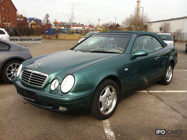 1998 mercedes benz clk 320 elegance car photo and specs for 1998 mercedes benz clk 320