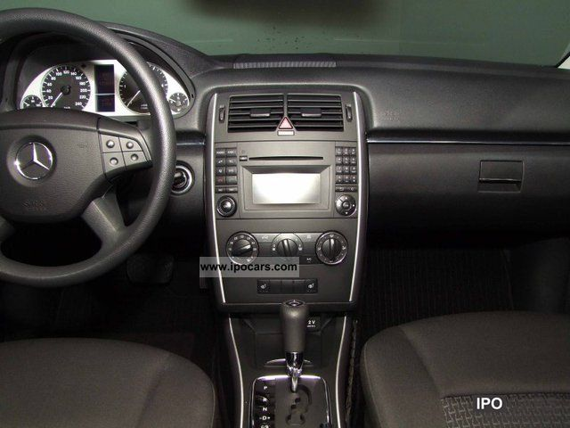 2008 mercedes benz b 180 cdi xenon automatic cruise control climate car photo and specs. Black Bedroom Furniture Sets. Home Design Ideas