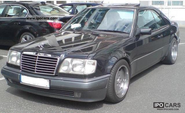 1994 Mercedes Benz E320c E500 Optic Conversion Lpg Automatic New