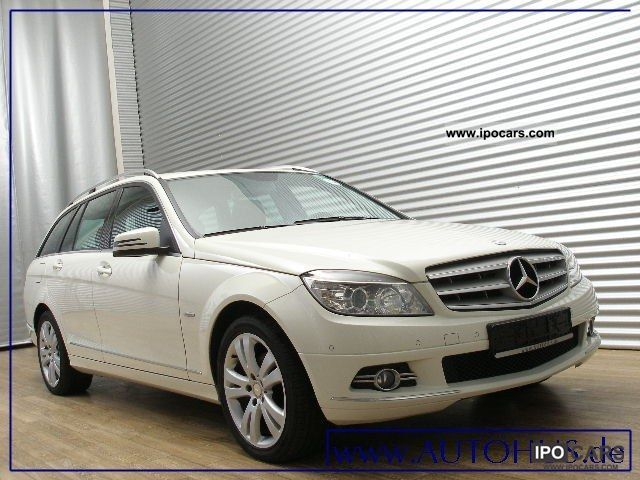 2009 mercedes benz c 220 cdi avantgarde pdc sitzhzg car photo and specs. Black Bedroom Furniture Sets. Home Design Ideas