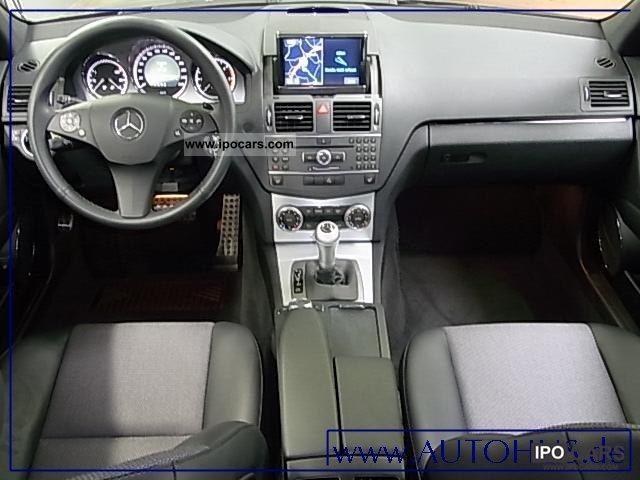2010 Mercedes Benz C 220 Cdi Avantgarde Comand Amg Bi
