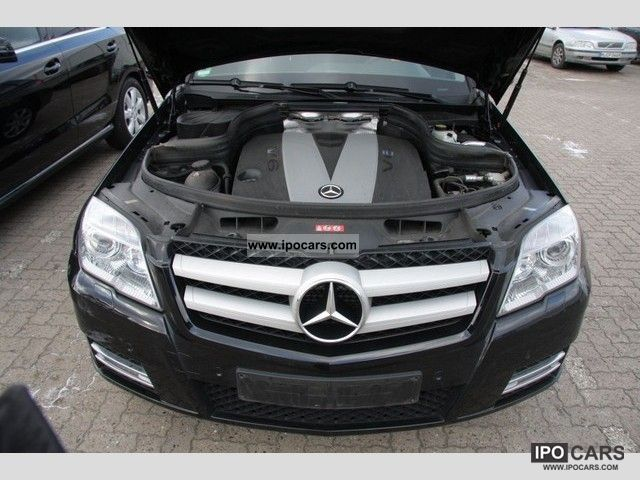 2010 mercedes benz glk 350 cdi 4m navi xenon car photo. Black Bedroom Furniture Sets. Home Design Ideas