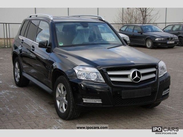 2010 mercedes benz glk 350 cdi 4m navi xenon car photo. Black Bedroom Furniture Sets. Home Design Ideas