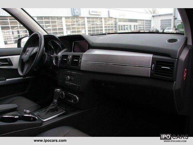 2010 Mercedes Benz Glk 350 Cdi 4m Navi Xenon Car Photo