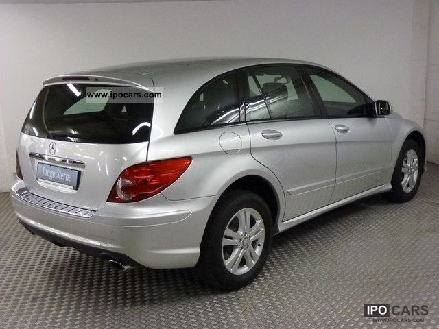 2008 mercedes benz r 280 cdi ahk parktronic amg sport for Mercedes benz parktronic