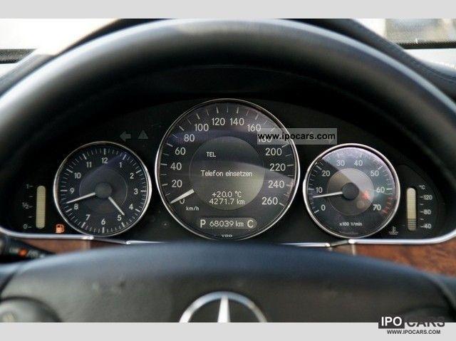 Mercedes Cls 2007 Interior 2007 Mercedes Benz Cls 500 cp