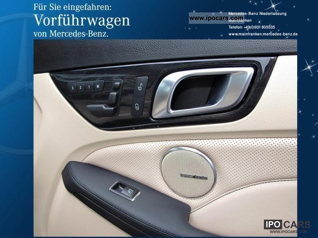 2012 Mercedes Benz Slk 55 Amg Sound System Comand Memory