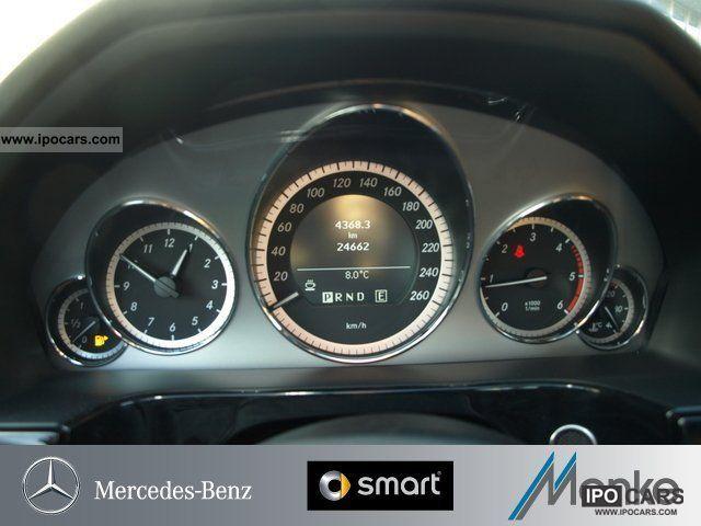2010 Mercedes Benz E 250 Cdi Avantgarde Be Comand Memory