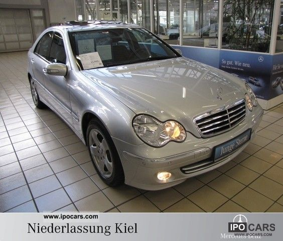 2006 mercedes benz c 220 cdi apc leather parktronic car photo and specs. Black Bedroom Furniture Sets. Home Design Ideas