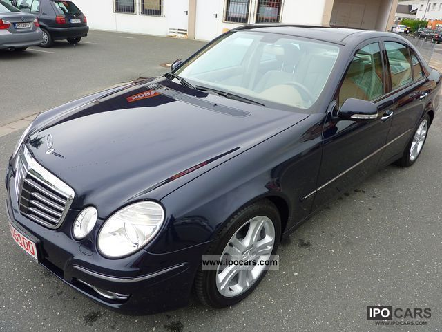 2006 mercedes benz e 420 cdi avantgarde comand panoramic roof airmati car photo and specs. Black Bedroom Furniture Sets. Home Design Ideas