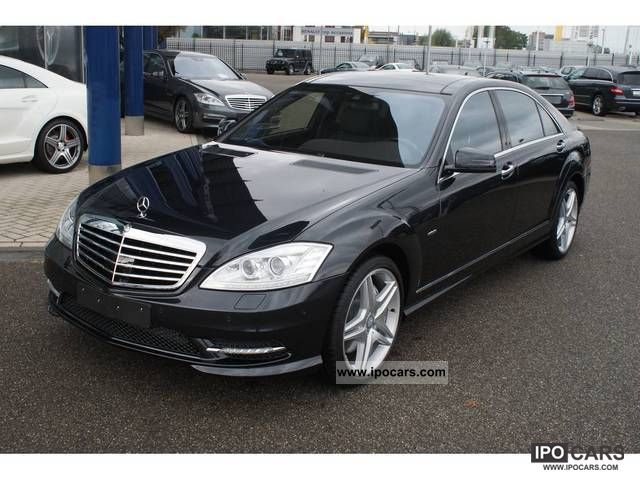 2011 Mercedes Benz S 500 S 500 4 MATIC BE Lang Car Photo