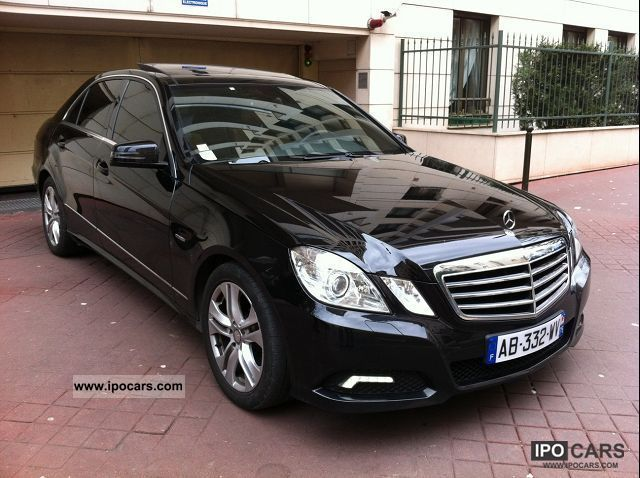 2009 mercedes benz e class e 220 cdi avantgarde be execute car photo and specs. Black Bedroom Furniture Sets. Home Design Ideas