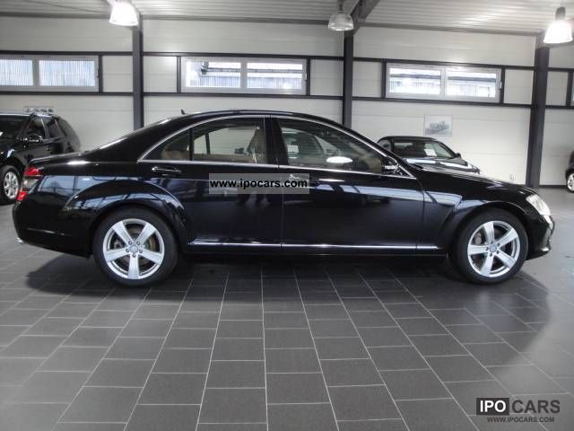 2009 mercedes benz s 420 cdi led distronic shd full upe for Mercedes benz s 420