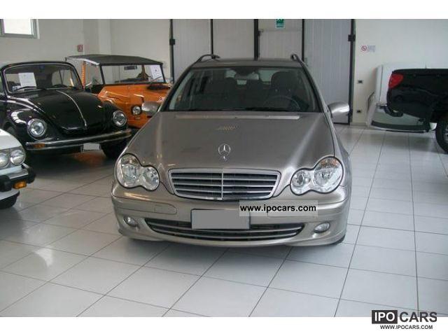 2007 Mercedes-Benz  C 200 CDI Automatic w Estate Car Used vehicle photo