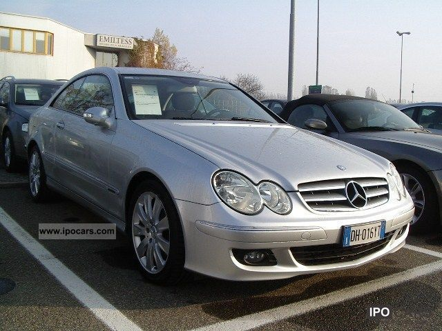 2007 mercedes benz clk 220 cdi elegance cat 2005 06u003e 2008 06 car photo and specs. Black Bedroom Furniture Sets. Home Design Ideas