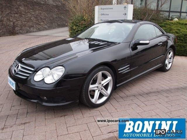 2007 mercedes benz sl 350 cat evo chrome car photo and specs. Black Bedroom Furniture Sets. Home Design Ideas