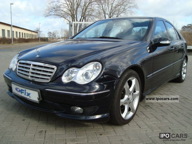 2005 mercedes benz c 220 cdi avantgarde dpf sport edition navi car photo and specs. Black Bedroom Furniture Sets. Home Design Ideas