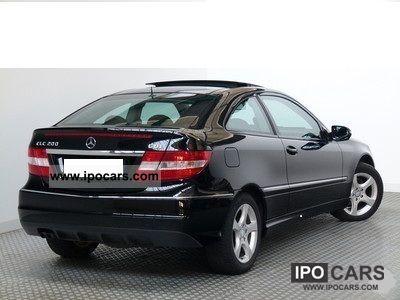 2008 mercedes benz clc 200 sport pack toit panoramique car photo and specs. Black Bedroom Furniture Sets. Home Design Ideas