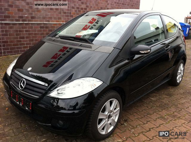 2007 mercedes benz a 180 cdi dpf autotronic 4 air conditioning car photo and specs. Black Bedroom Furniture Sets. Home Design Ideas