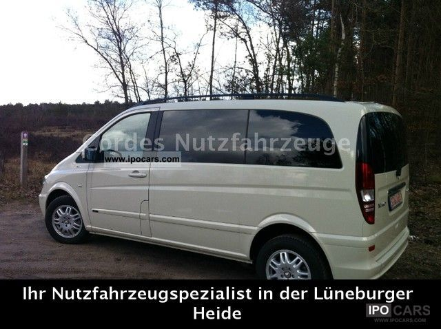 2011 mercedes benz viano 3 0 cdi dpf fun car photo and. Black Bedroom Furniture Sets. Home Design Ideas