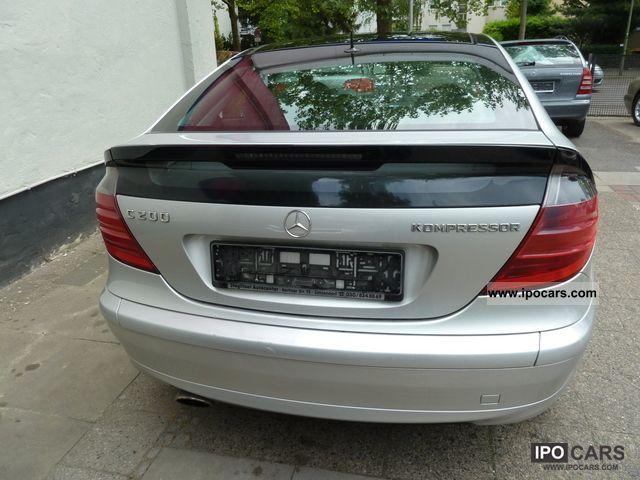 Mercedes benz c 200 k sport automatic 2008 reviews no reviews have