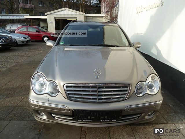 2006 mercedes benz c 220 cdi elegance automatic xenon alus air car photo and specs. Black Bedroom Furniture Sets. Home Design Ideas
