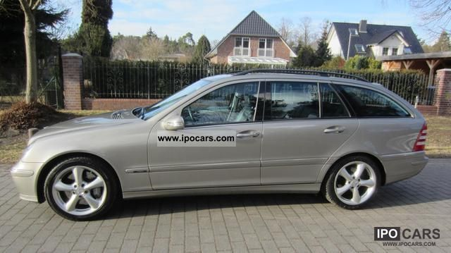 2006 mercedes benz c 220 t cdi avantgarde automatic sport edition car photo and specs. Black Bedroom Furniture Sets. Home Design Ideas